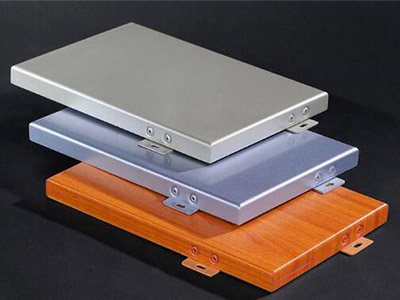 蜂窝型铝单板