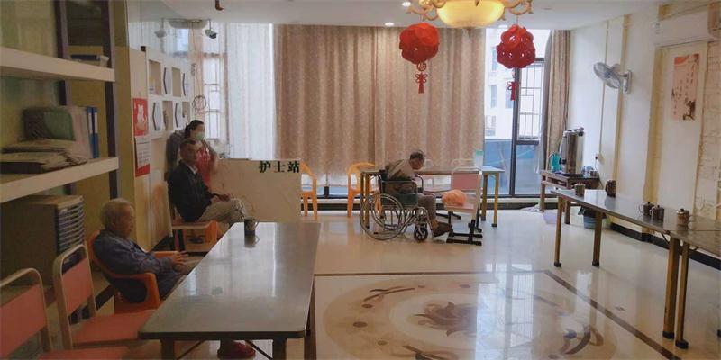 优惠的养老院服务项目乐如家养老院提供_养老院价钱