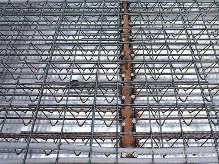 钢筋桁架楼承板 桁架式楼承板