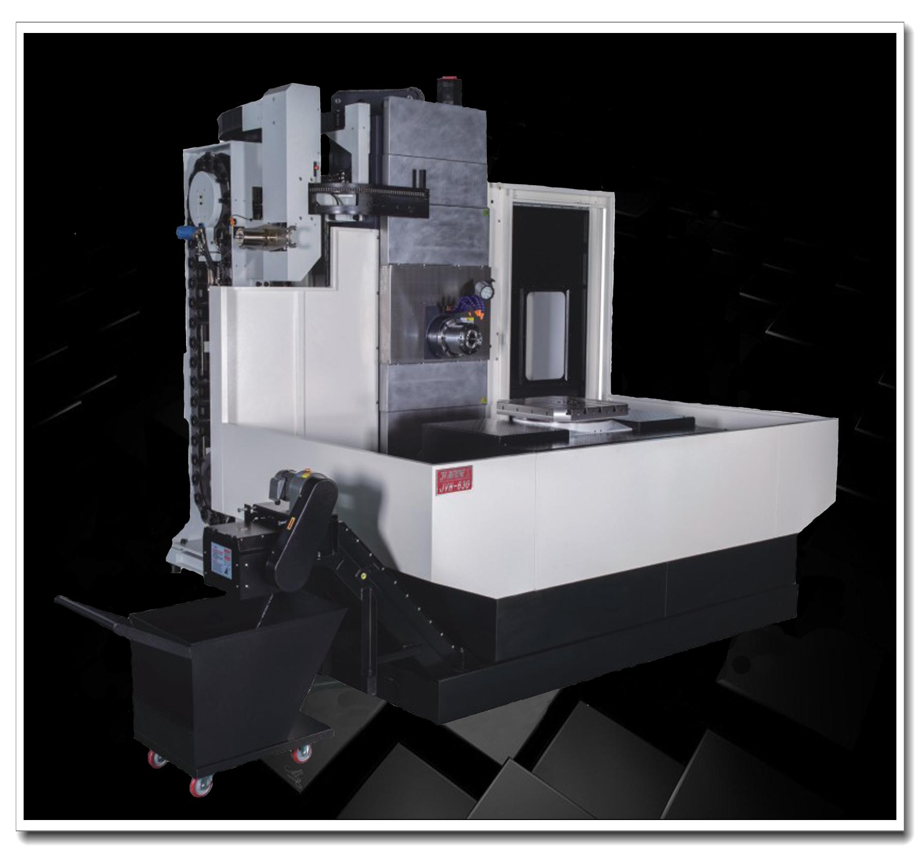 单工位卧式加工中心JVH-1000