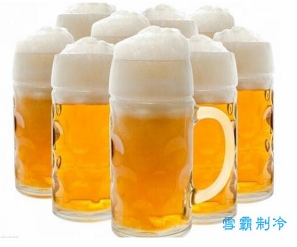 啤酒冷藏库安装设计