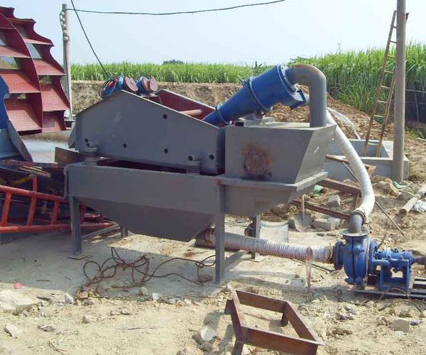 细(沙)砂回收机