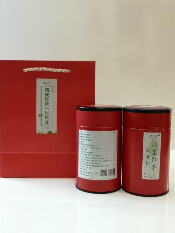 柑山里红茶