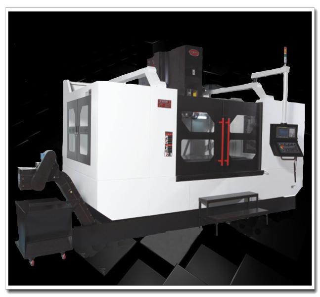 齿轮头硬轨加工中心MV-1370