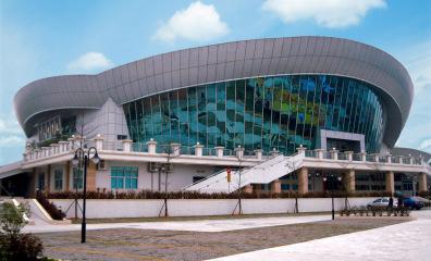 中山市沙溪体育馆
