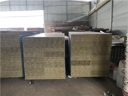 净化岩棉板出售