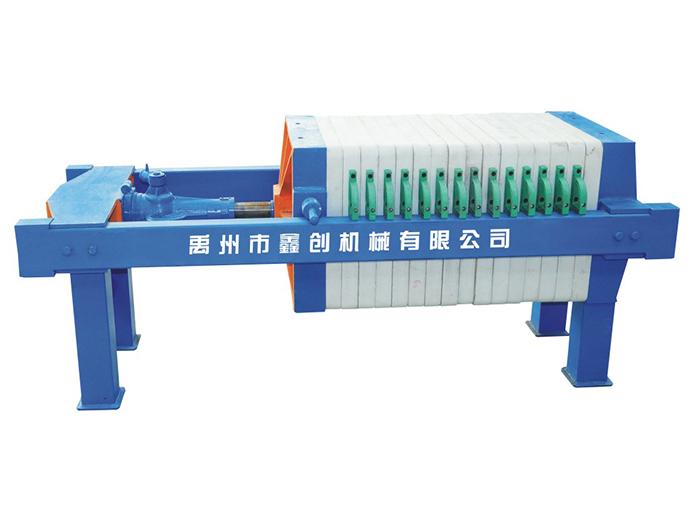 鑫創機械提供好用的壓濾機|山東壓濾機銷售