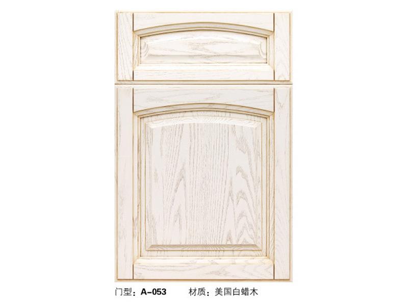 橡木橱柜A-052
