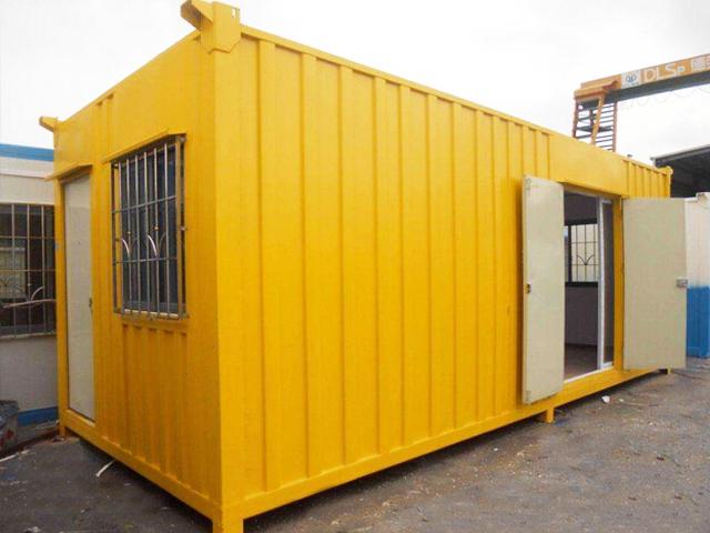 简易钢结构活动房每平方米价格|移动集装箱房出租