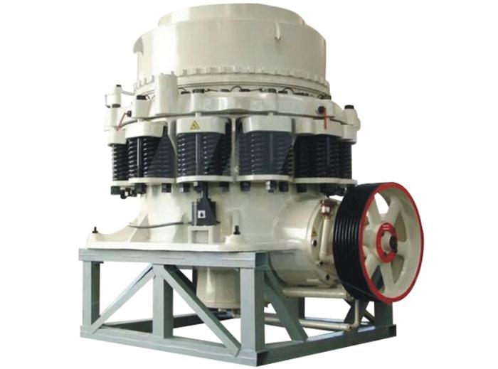 圆锥机厂家:圆锥破碎机的防尘处理