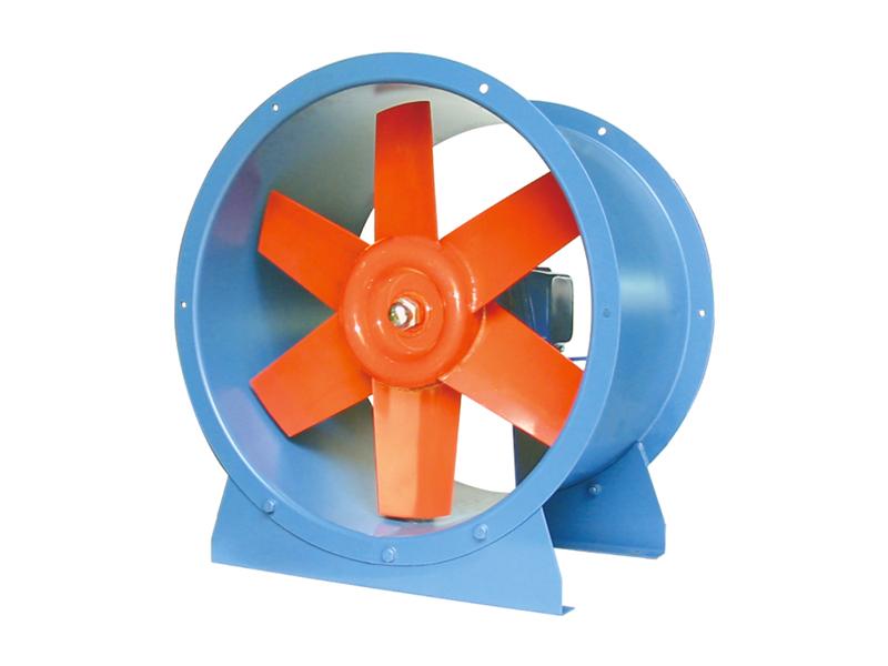 HF-Ⅰ/Ⅱ型轴流通风机