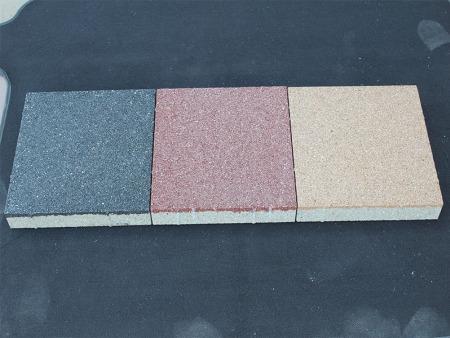 开封陶瓷颗粒透水砖