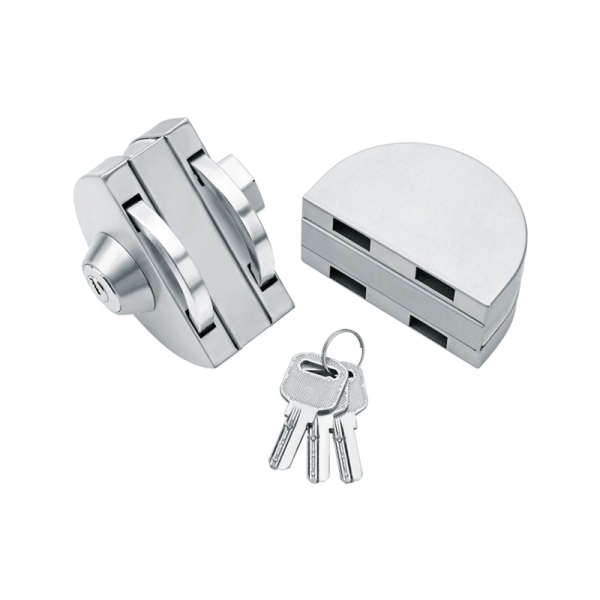 L-170 Glass door lock