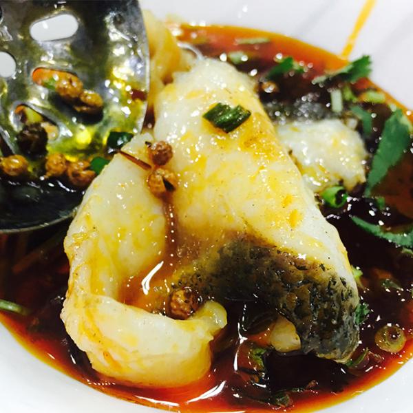 鱼蛙火锅-花椒鱼
