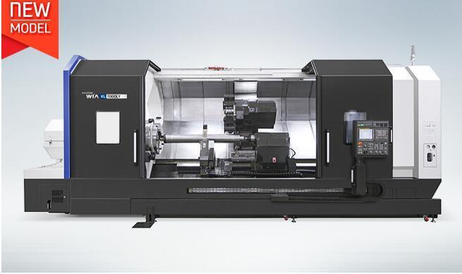 KL7000LY  重切削Y轴加工式数控车床