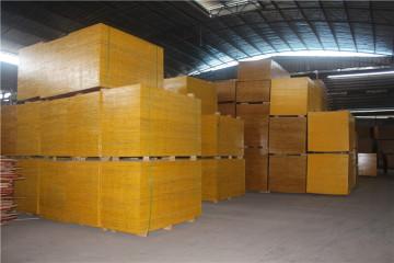 广西建筑模板厂家批发胶合板