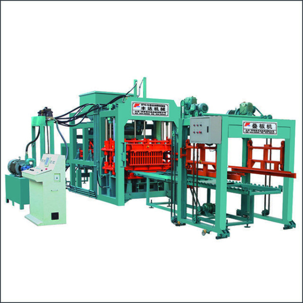 QTY9-15型全自动砌块成型机