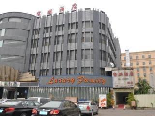 广州共番禺宝丛酒店