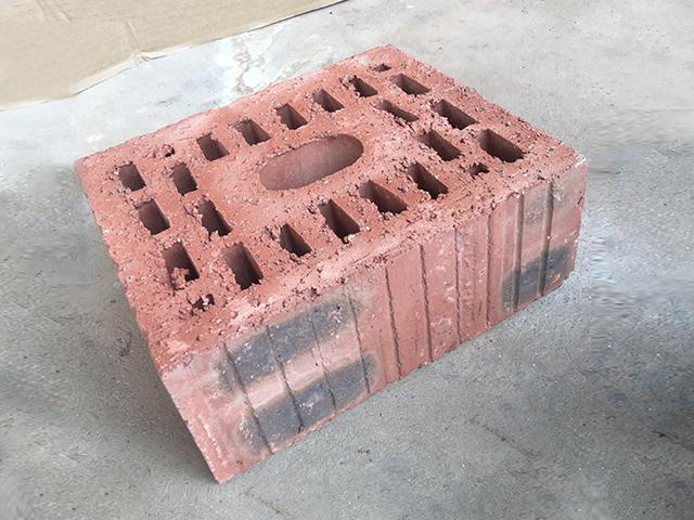 光面烧结砖