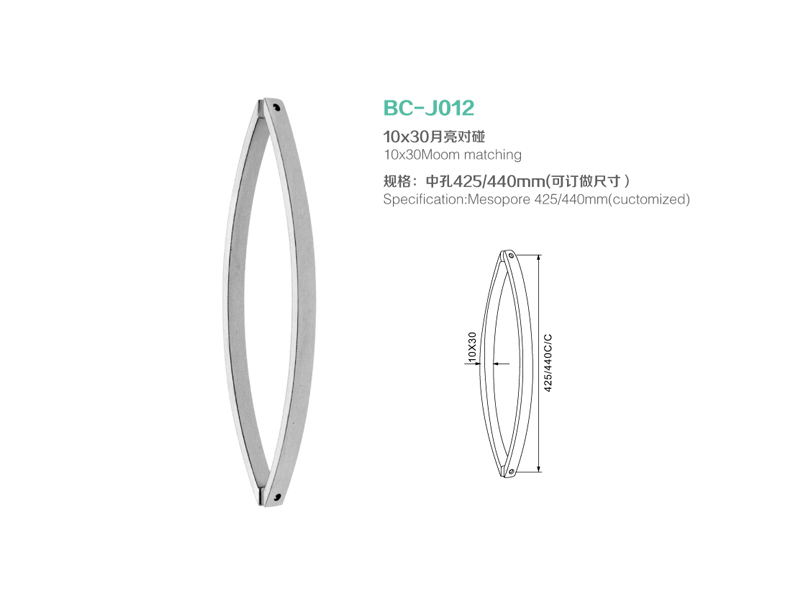 博诚五金浴室拉手系列BC-J012--J047哪里好,简易淋浴房配件