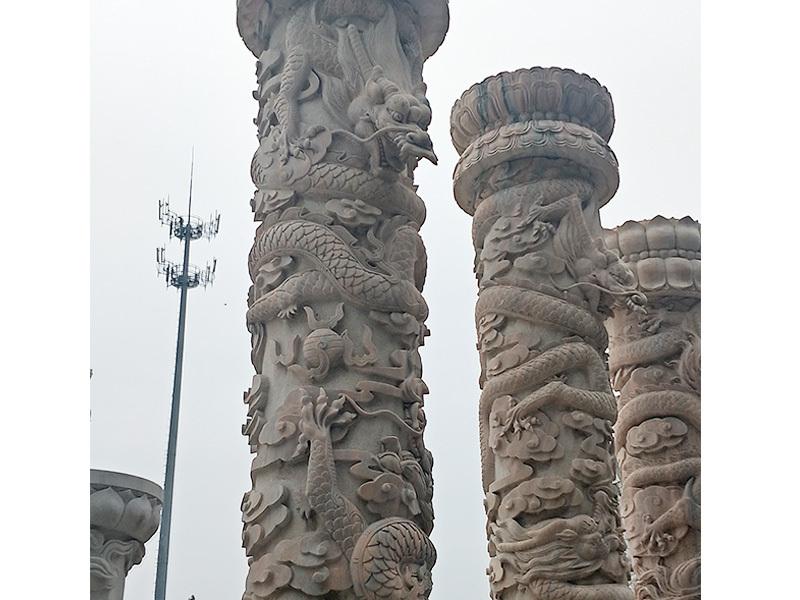 石雕罗马柱厂家浅谈石材质地的分类