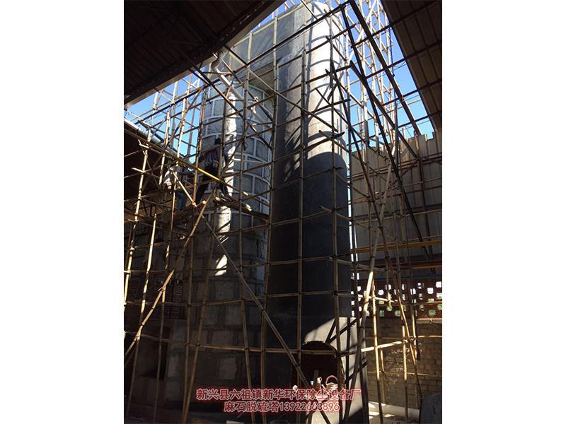 云浮質量良好的脫硫塔除塵設備哪里買_煙氣脫硫脫銷