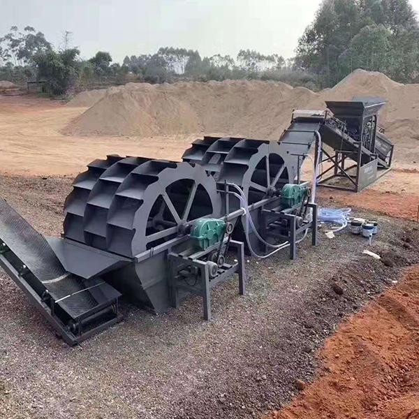 青州洗沙厂浅谈轮式洗沙设备使用注意事项