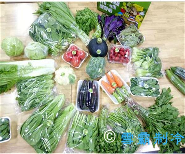 保鲜冷库实现蔬菜销售四季旺