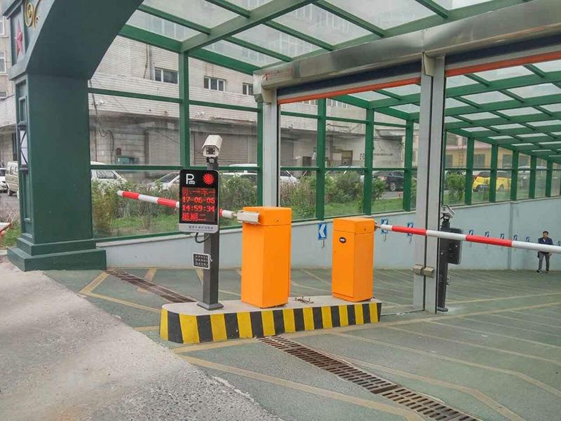 停车场系统安装