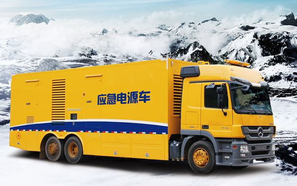 肇庆质量好的应急发电车出租-大型发电机出租租赁