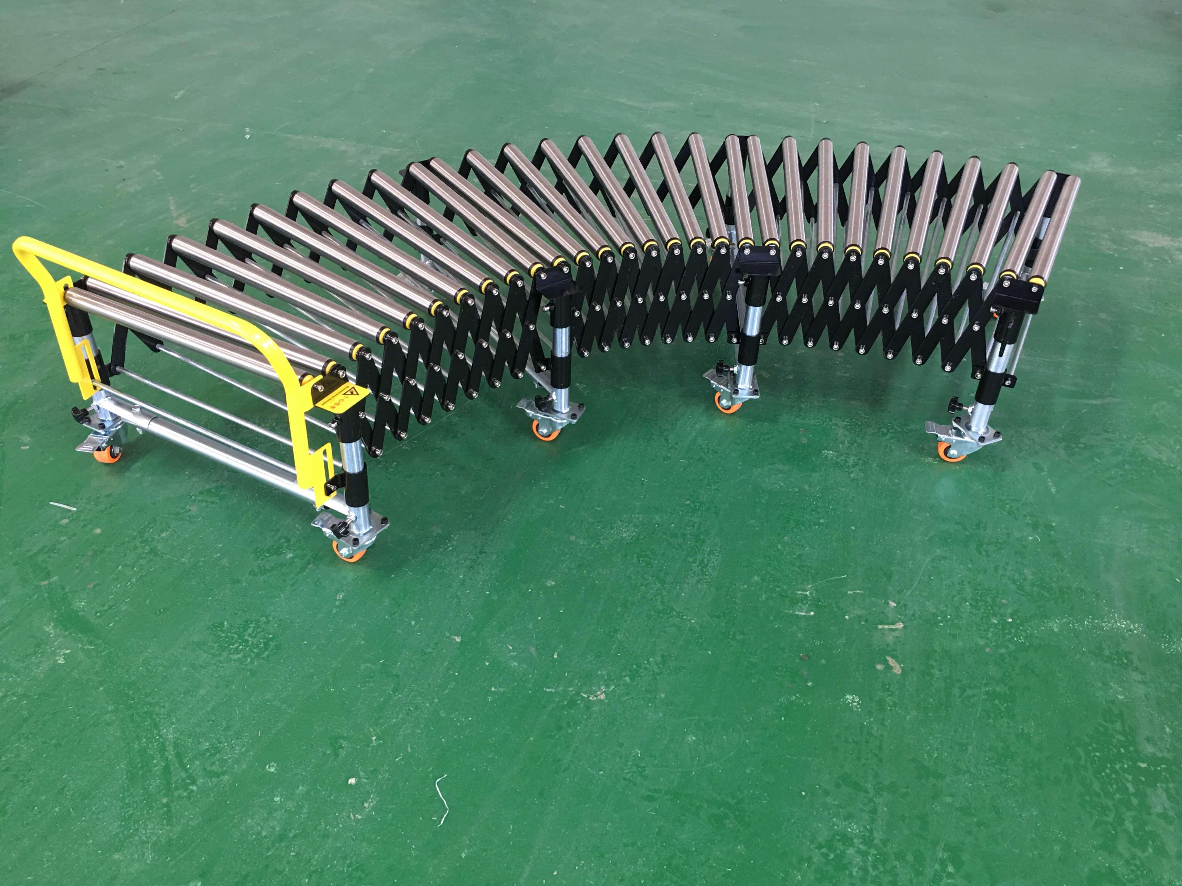廣東動力伸縮線公司-高性價輥筒伸縮線供銷