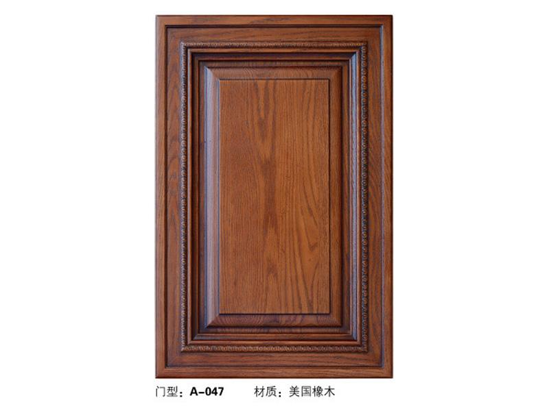 橡木橱柜A-046