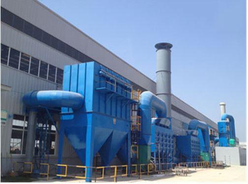 烟气脱硫设备配置技术改造