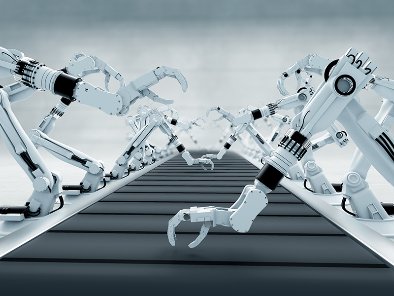 自动化机械发展趋势