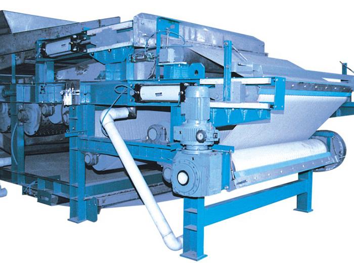 压滤机厂家:带式压滤机的保养及故障处理