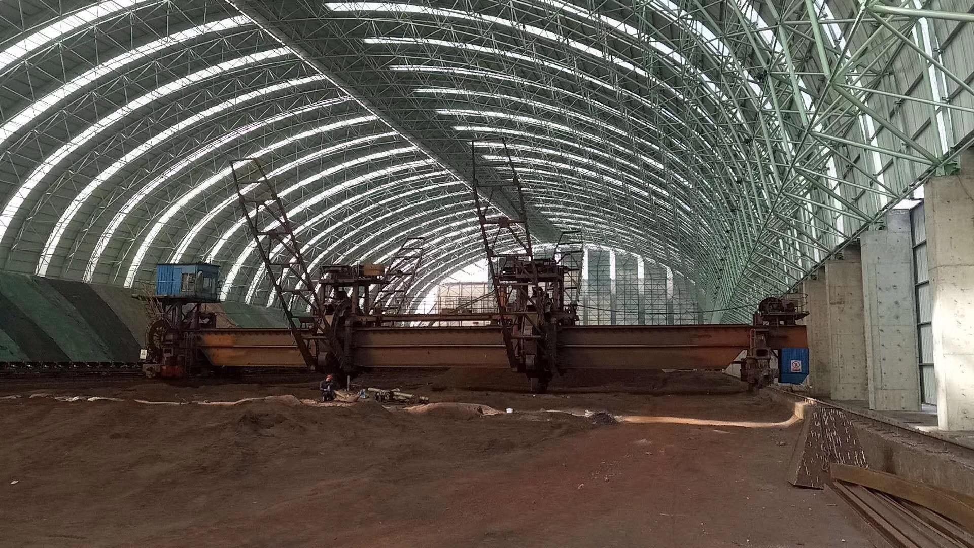 河南钢结构网架