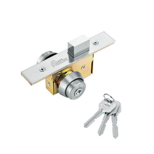 包框门平头锁系列