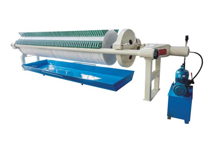北京压滤机厂:板框压滤机的工作原理